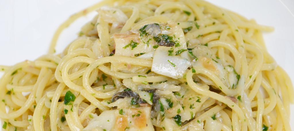 Spaghetti alla Cirillo